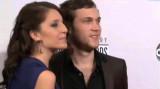 Phillip Phillips y Hannah Blackwell en American Mu...