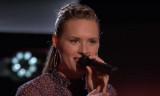 Hannah Huston, una de las 4 finalistas de The Voic...