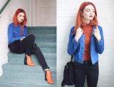 Maneras de usar jeans flaco Hannah