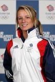 Hannah Mills Hannah Mills de Gran Bretaña posa dur...