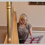 Hannah Stone SAR el Príncipe Carlos Harpista 25 Se...
