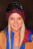 Hannah Teter Estrellas de Sochi Las mujeres a ver...