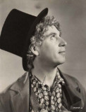 Harpo Marx 1888 1964 Actor de arpistas