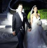 Hatice Sendil y la boda de Burak Sagyasar