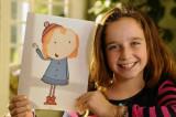 Hayley Faith Negrin de Weston es la voz de Peg en...