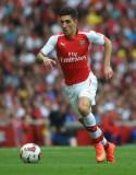 Héctor Bellerin Héctor Bellerin del Arsenal en acc...