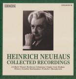 Heinrich Neuhaus Recopilación de Grabaciones 11 CD...