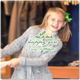 Sello de Hija Helene Boshoven Samuel