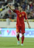 Henrikh Mkhitaryan de Armenia durante la Copa Mund...