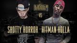 Hitman Holla contra Shotty Horroh Blackout 5 KOTD
