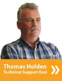 Thomas Holden Soporte Técnico
