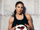 Hope Solo Soccer Star habla en exclusiva con PEOPL...