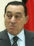 ARCHIVO En el perfil Hosni Mubarak