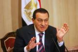Hosni Mubarak en informes de apoyo a la vida
