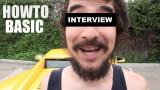 Parte de la entrevista de HowToBasic
