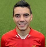 Iago Aspas Liverpool