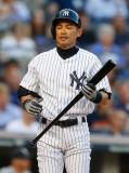 Ichiro Suzuki Ichiro Suzuki 31 de los Yankees de N...