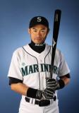 Ichiro Suzuki Ichiro Suzuki 51 de los Seattle Mari...