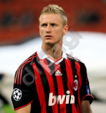 Ignazio Abate UEFA Liga de Campeones Milan vs Zuri...