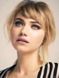 Imogen Poots Photoshoot para Untitled Magazine