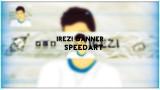 Bandera de Dibujos animados 2D para iRezi Speed