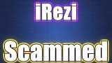 IRezi estafó a Byrs quien falsificó