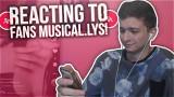 REACCIONAR A MI FANS MUSICAL LYS 2 Descargar Video...