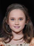 Isabelle Allen actriz Isabelle Allen asiste a la L...