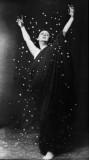 Isadora Duncan bailando Fotos de Clip Art Público