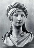Istv n Ferenczy 1792 1856 Retrato busto de Rosalie