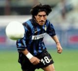 Ivan Zamorano FC INTERNAZIONALE MILANO