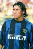 Ivan Zamorano Inter de Milán F C INTER FOOTBALL CL...