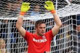 Jack Butland esperando que Stoke regrese antes del...