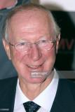 Jack Charlton durante Jack Charlton firma su DVD J...