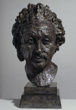 Jacob Epstein Albert Einstein 1933 El estado de si...