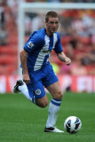 James McCarthy James McCarthy de Wigan Athletic du...