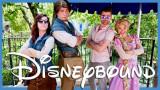 Genderbent Rapunzel Disneybound