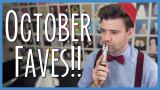 Los favoritos de octubre y el disfraz de Doctor Wh...