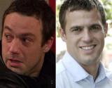 Jamie Lomas se unió al elenco de Hollyoaks en 2006...