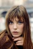 Jane Birkin se ve tan bonita en estas fotos Para m...