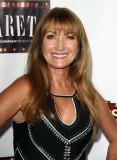 JANE SEyMOUR en el Cabaret Opening en Hollywood Pa...