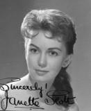Janette Scott Películas Autographed Portraits Thro...