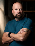 Jason Hawes TAPS Equipo Ghost Hunters