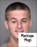 Jason Holden del condado de Maricopa Arizona el Ju...