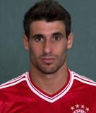 Javi Martinez Bayern M nchen 1 Bundesliga