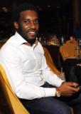 La ex estrella de Super Eagles, Austin Jay Jay Oko...