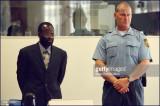 Jean Kambanda Ex Primer Ministro de Rwanda durante...