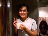 Jeff Chang llega a Hong Kong para grabar su nuevo...