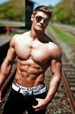 Jeff Seid Hombre Fitness Model Fitness