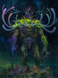 Jeff Soto pinta una visión de pesadilla